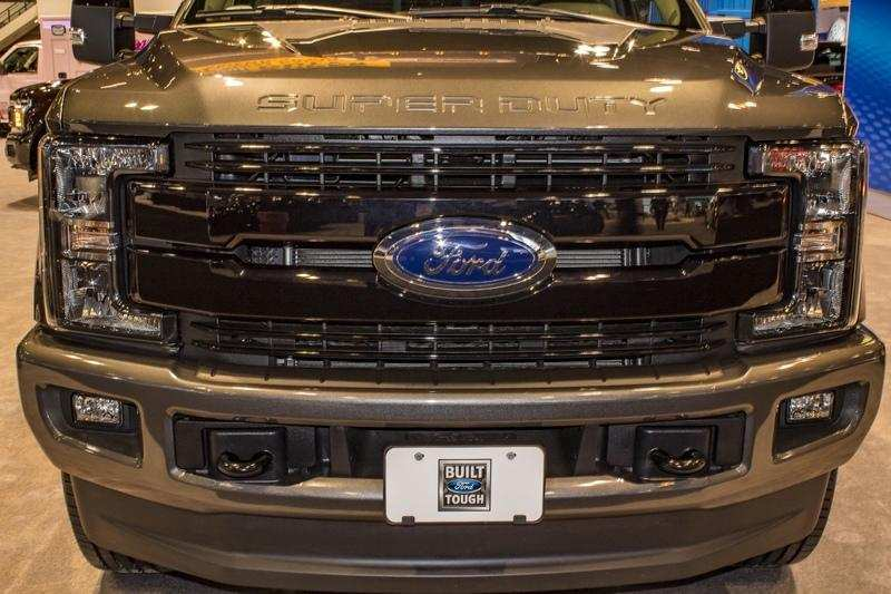 67 The 2020 Ford F250 New Concept