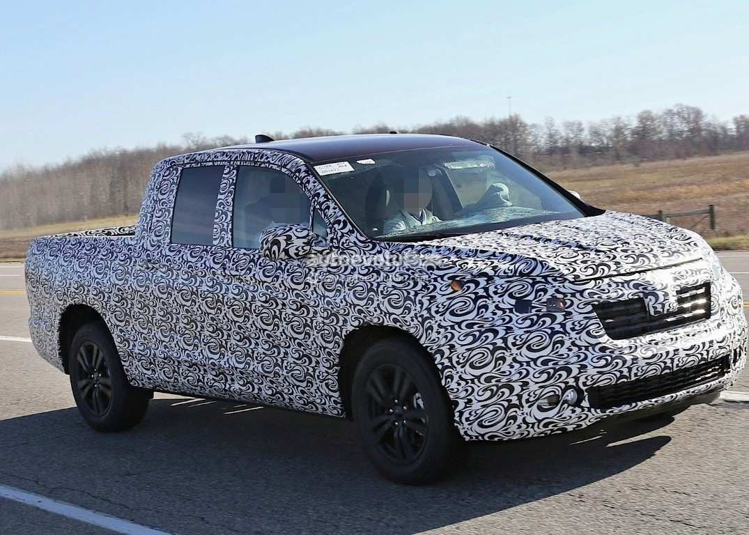 67 The 2020 Honda Ridgeline Pickup Truck Review And Release Date