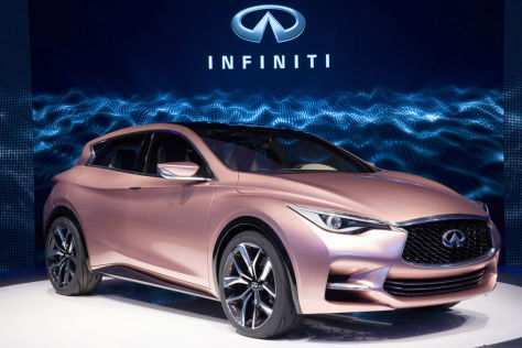 67 The 2020 Infiniti Q30 Performance