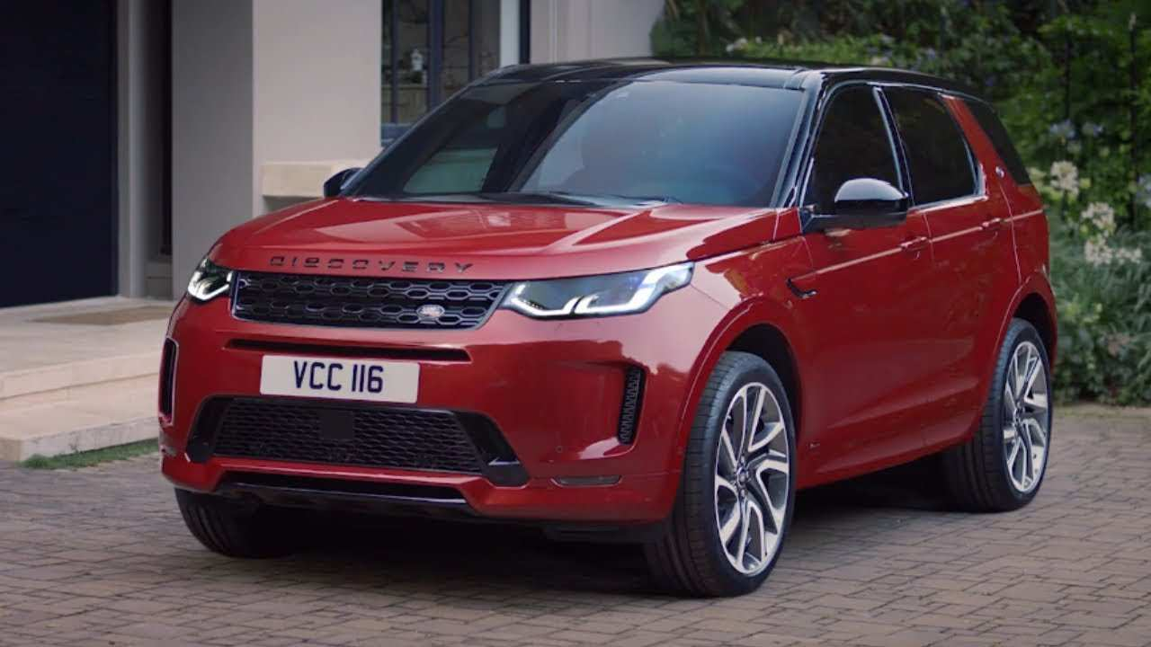 67 The 2020 Land Rover Discovery Configurations