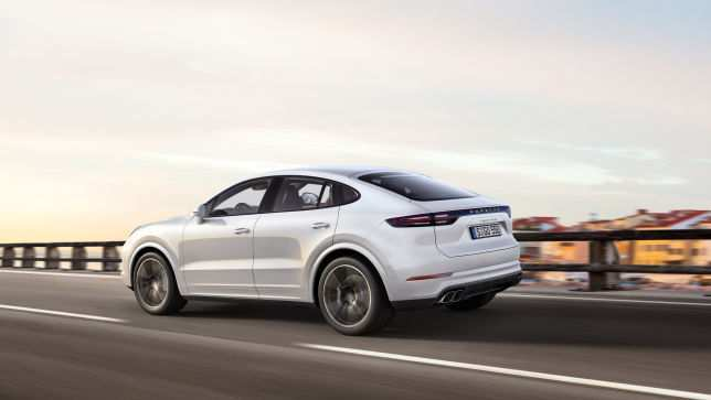 67 The 2020 Porsche Cayenne Model Overview