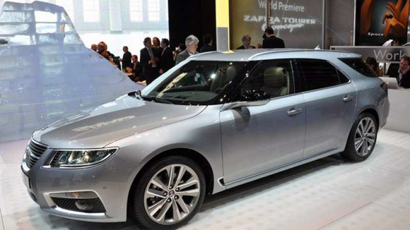 67 The 2020 Saab 9 5 Spy Shoot