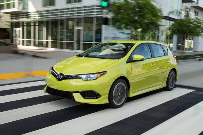 67 The 2020 Scion IM Redesign