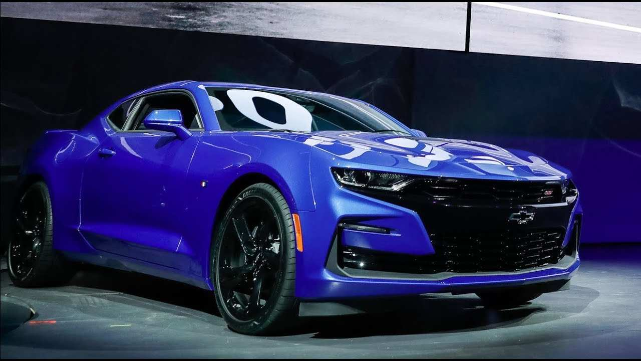 67 The 2020 The All Chevy Camaro Speed Test