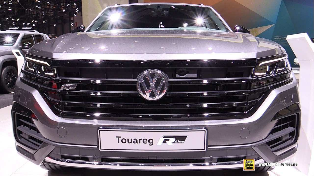 67 The 2020 Volkswagen Touareg New Review
