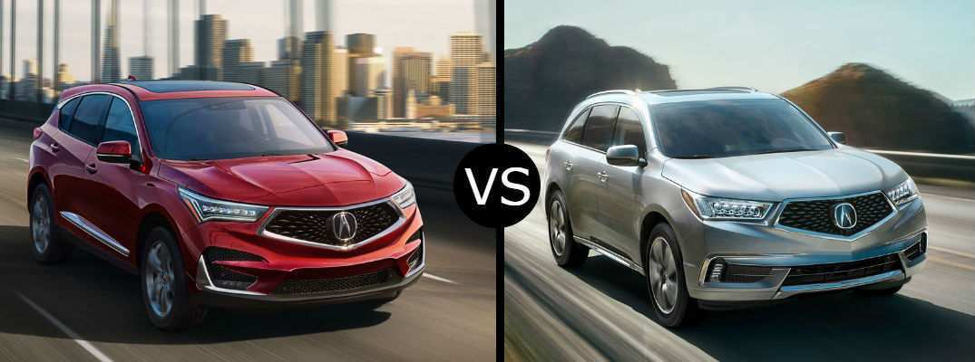 67 The Acura Mdx 2019 Vs 2020 New Concept