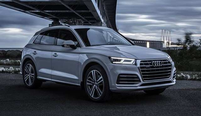 67 The Best 2019 Audi Q5 Redesign And Concept