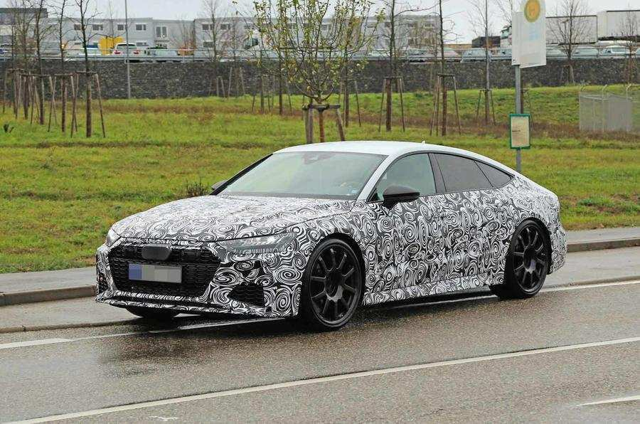 67 The Best 2019 Audi Rs7 Exterior And Interior
