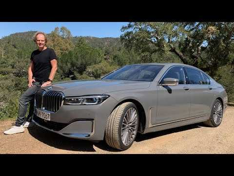 67 The Best 2019 BMW 750Li Xdrive Review And Release Date