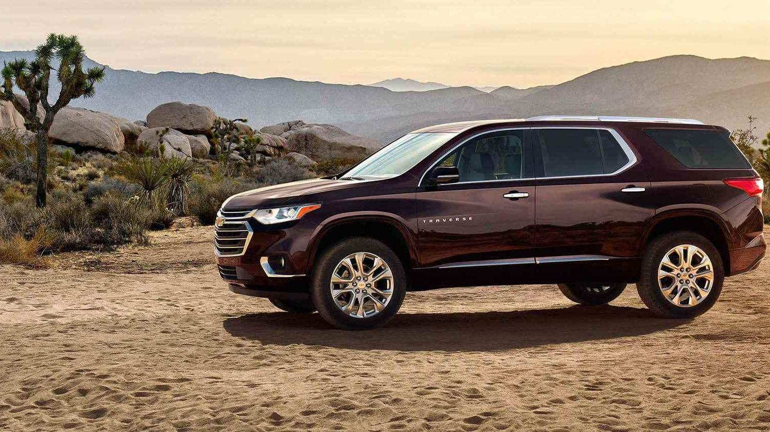 67 The Best 2019 Chevrolet Traverses Wallpaper