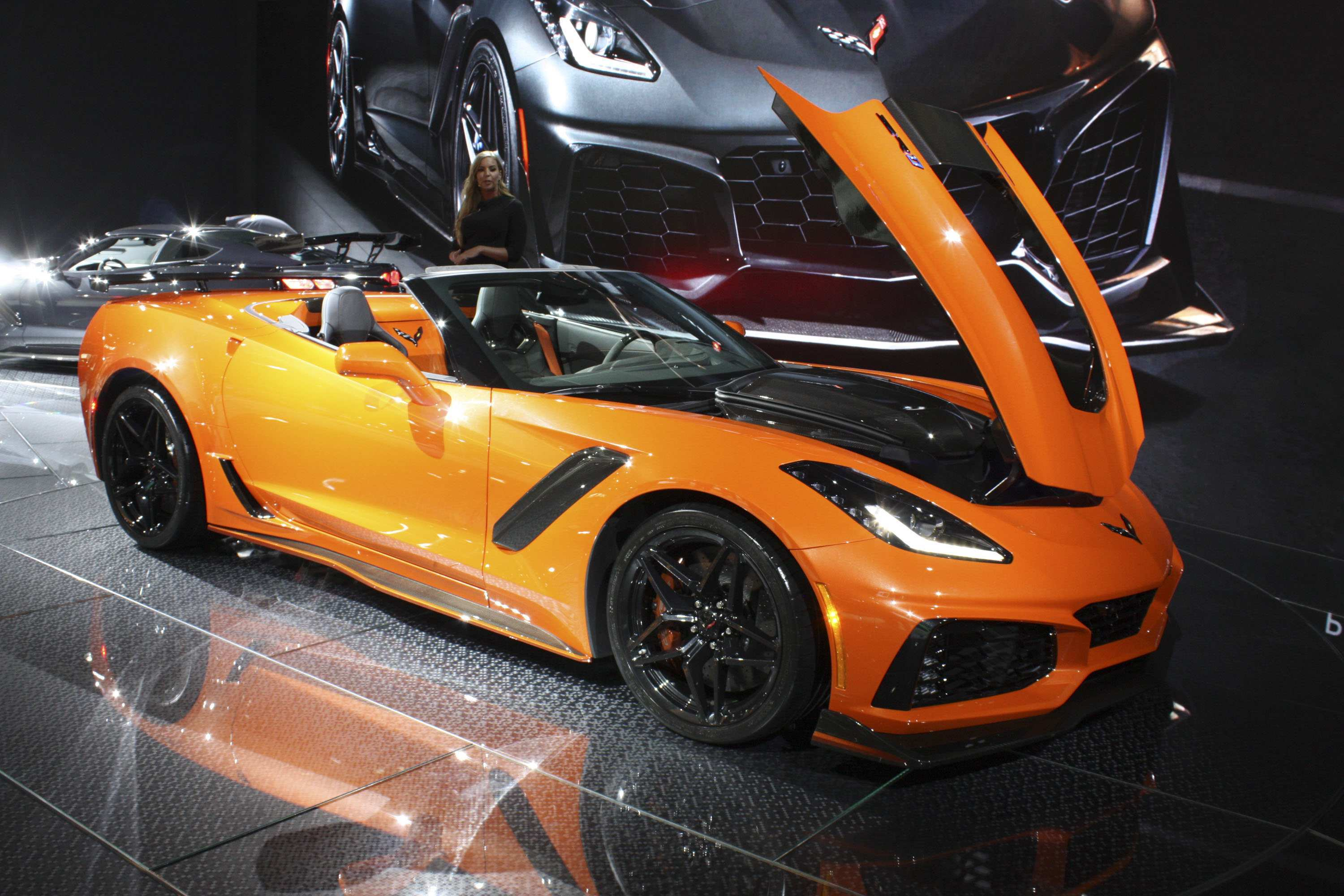 67 The Best 2019 Corvette ZR1 Price Design And Review