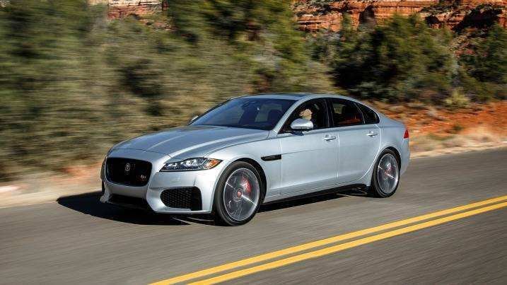 67 The Best 2019 Jaguar XE Speed Test