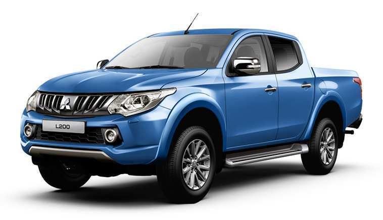 67 The Best 2019 Mitsubishi L200 Pictures