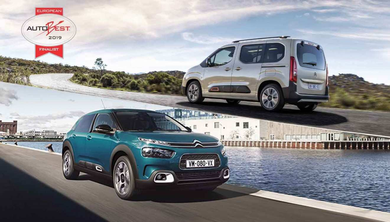 67 The Best 2019 New Citroen C4 Redesign And Concept
