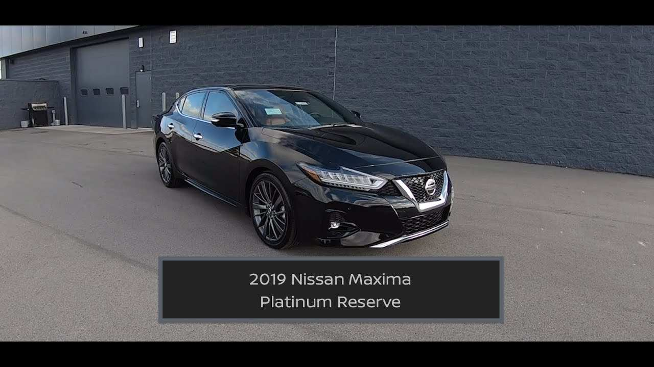 67 The Best 2019 Nissan Maxima Detailed Price And Release Date