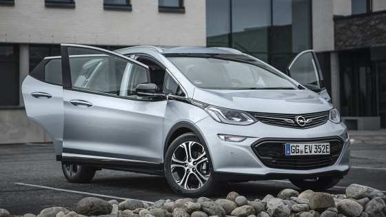 67 The Best 2019 Opel Ampera Specs