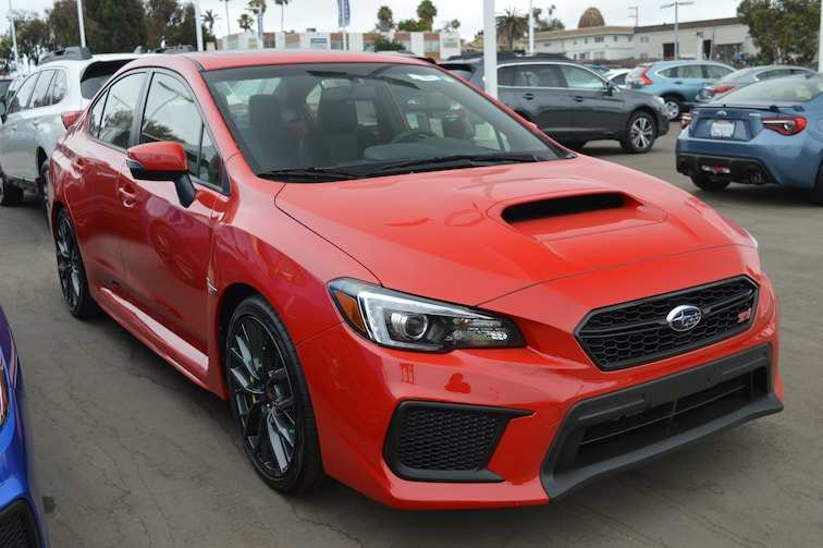 67 The Best 2019 Subaru WRX STI Specs And Review