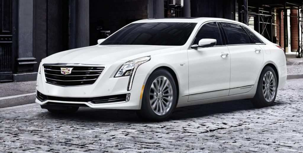 67 The Best 2020 Cadillac CT6 Review And Release Date