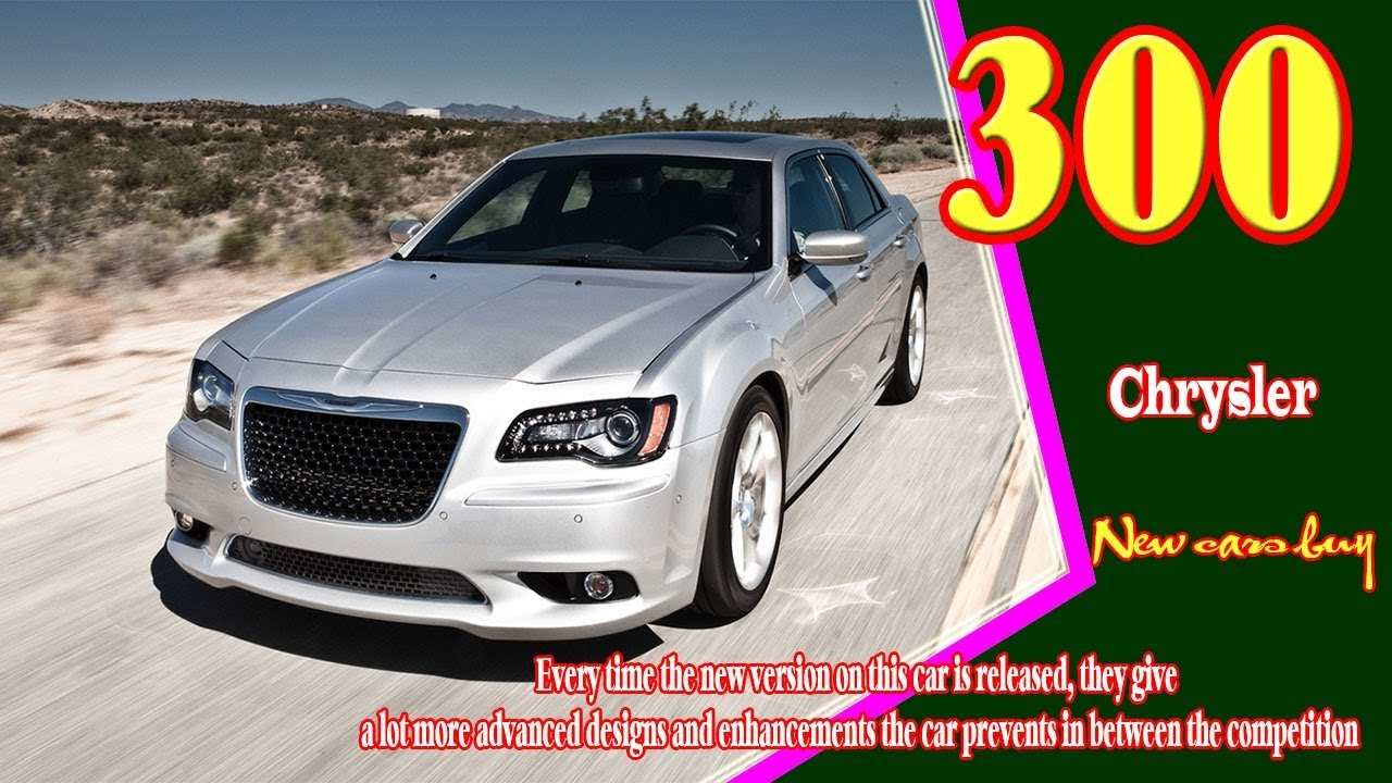 67 The Best 2020 Chrysler 300 Srt8 Style
