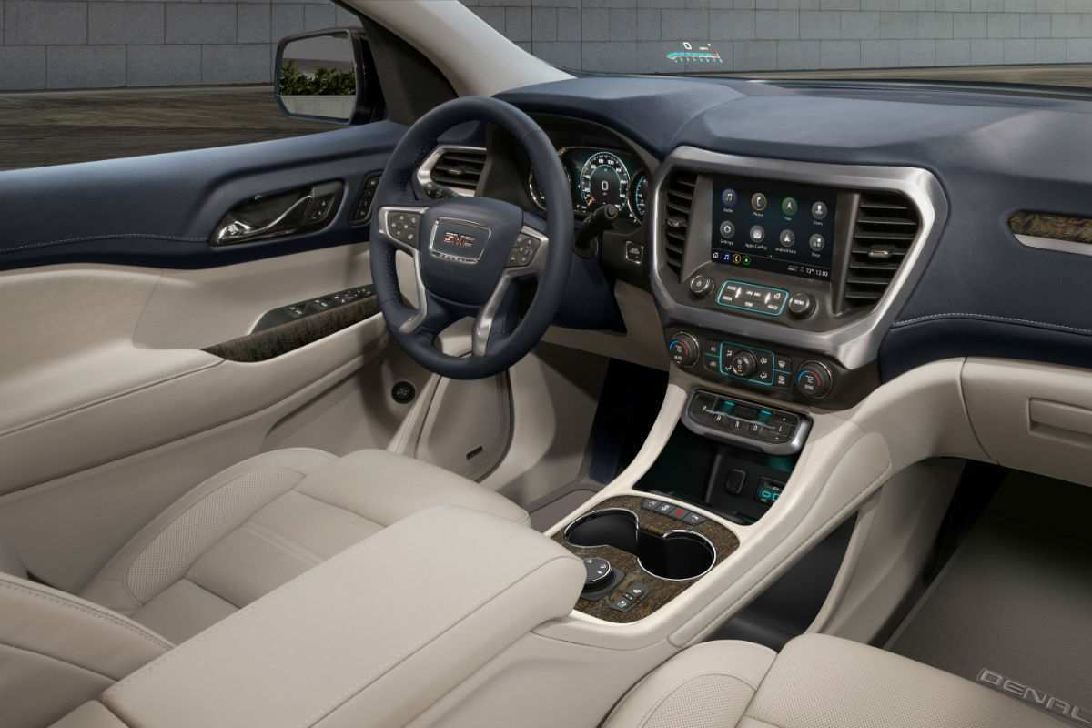67 The Best 2020 GMC Acadia Prices