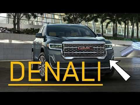 67 The Best 2020 Gmc Acadia Denali Performance