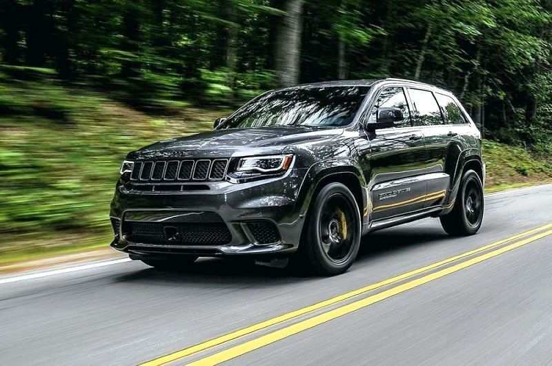 67 The Best 2020 Grand Cherokee Srt Hellcat Release Date