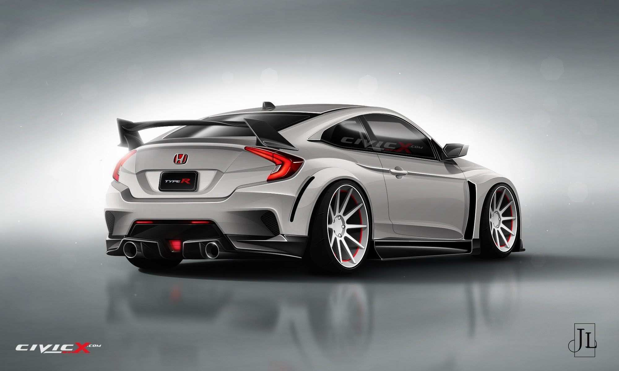 67 The Best 2020 Honda Civic Si Type R Spesification