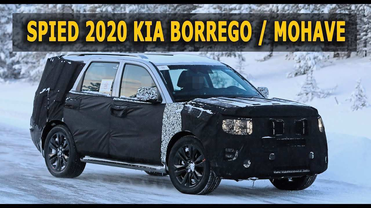 67 The Best 2020 Kia Mohave Research New