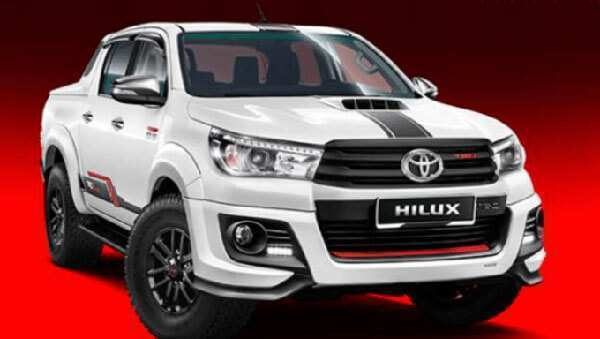 67 The Best 2020 Toyota Hilux Speed Test