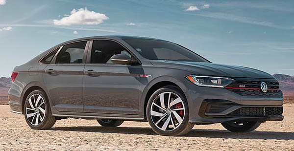 67 The Best 2020 Vw Jetta Gli Review And Release Date