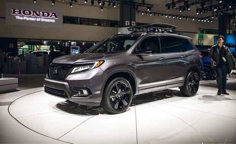67 The Best Honda Passport 2020 Price Redesign And Concept