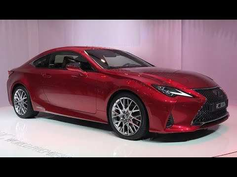 67 The Best Lexus 2019 Coupe Model