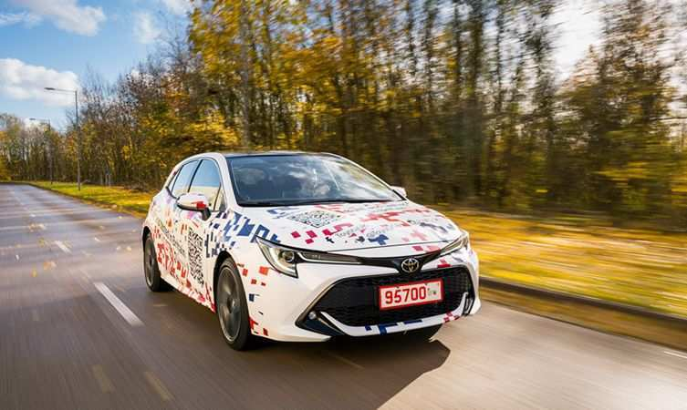 67 The Best Toyota Corolla 2019 Uk Release