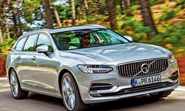 67 The Best Volvo V90 Wallpaper