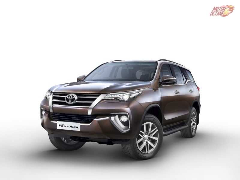 67 The Fortuner Toyota 2019 Engine