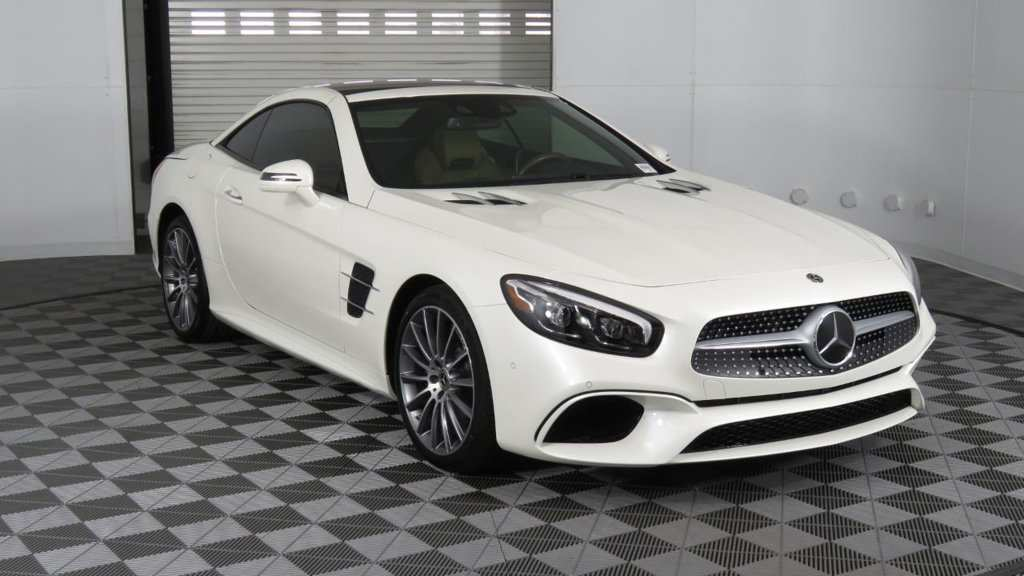 67 The Mercedes Sl 2019 Rumors