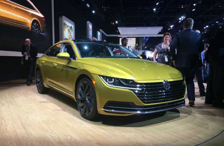 67 The Volkswagen Arteon 2019 Release Date Photos