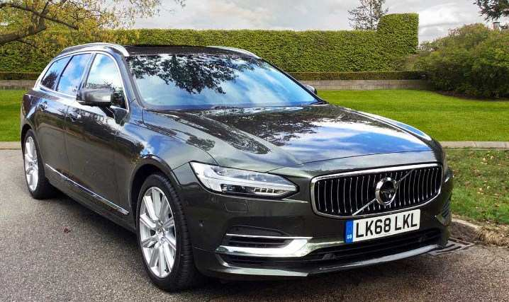 67 The Volvo V90 Model Year 2020 Release