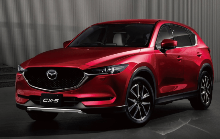 67 The Xe Mazda Cx5 2020 Exterior
