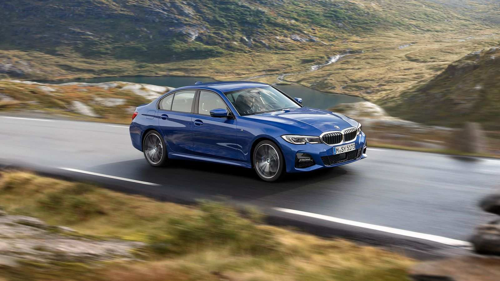 68 A 2019 BMW 3 Series Brings Interior