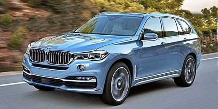68 A 2019 BMW X7 Suv Series Images