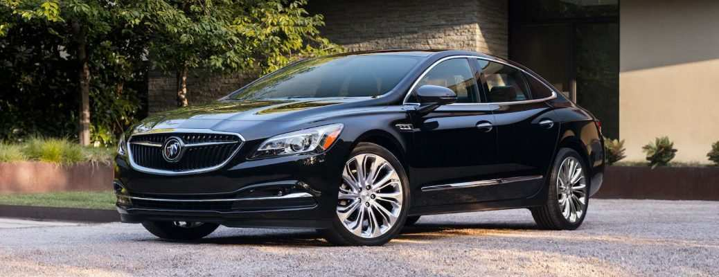 68 A 2019 Buick LaCrosses Redesign