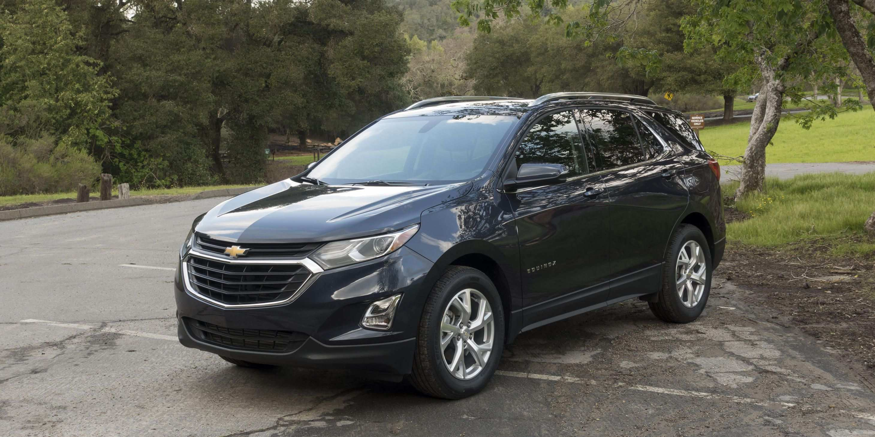 68 A 2019 Chevrolet Equinox Price And Review