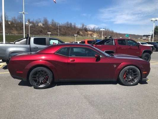 68 A 2019 Dodge Challenger Srt Configurations