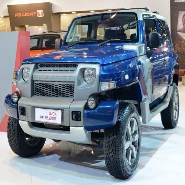 68 A 2019 Ford Troller T4 Redesign