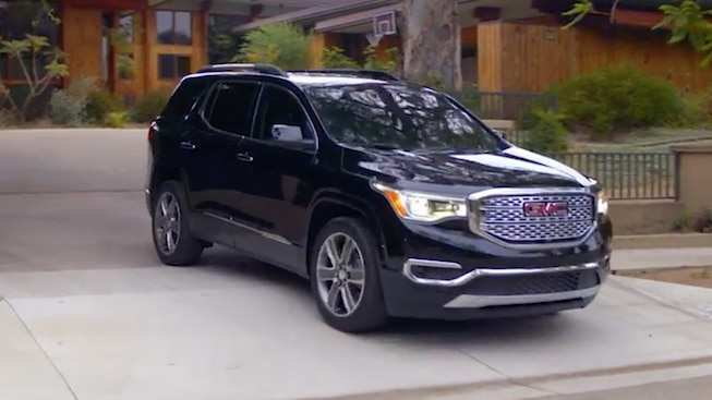 68 A 2019 GMC Acadia Performance And New Engine