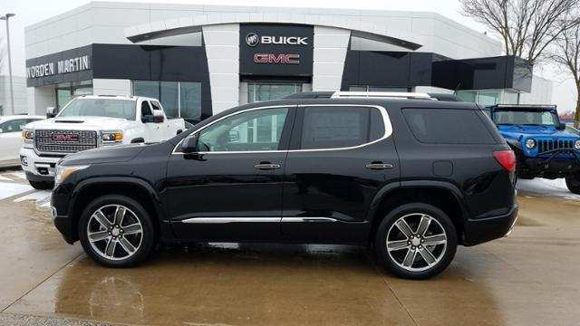 68 A 2019 GMC Acadia Review And Release Date