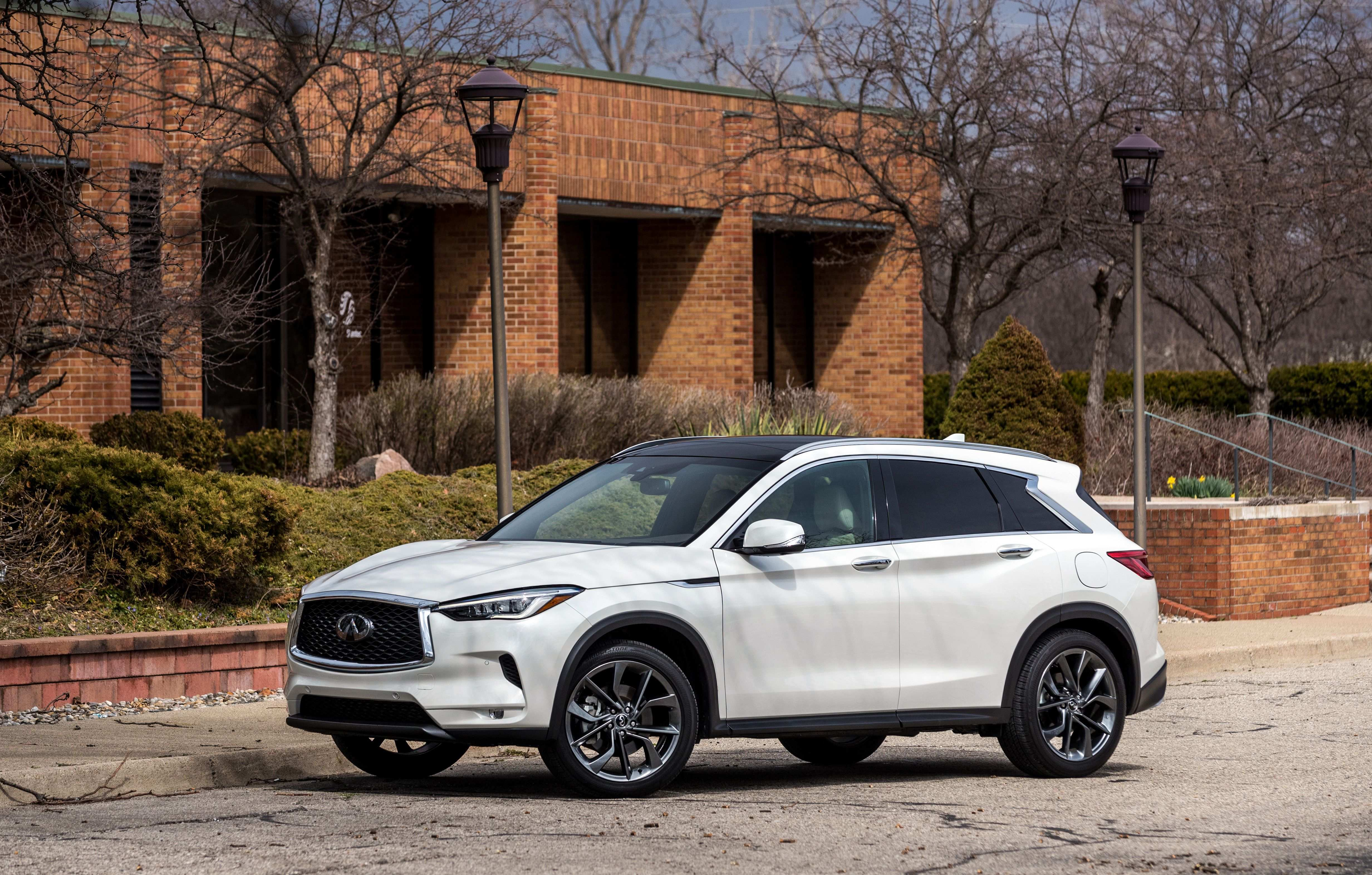68 A 2019 Infiniti Qx50 Wiki Price And Review