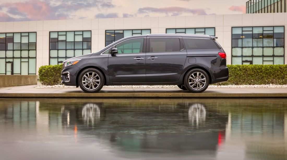 68 A 2019 Kia Carnival Price Design And Review
