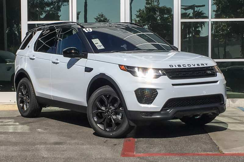 68 A 2019 Land Rover LR4 Review And Release Date